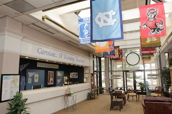 Fotografia do Chapel Hill University Inn em Chapel Hill