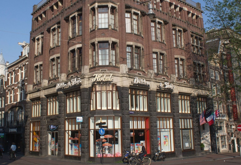 Dikker & Thijs Hotel, Amsterdam, Hotel Front