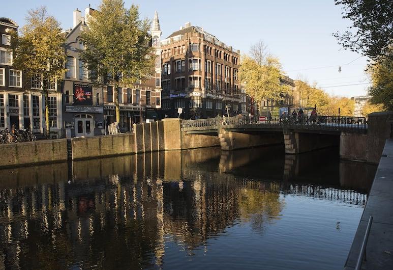 Dikker & Thijs Hotel, Amsterdam, Exteriér
