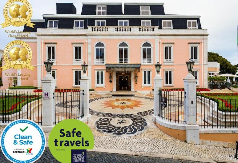 Olissippo Lapa Palace – The Leading Hotels of the World , Lisboa