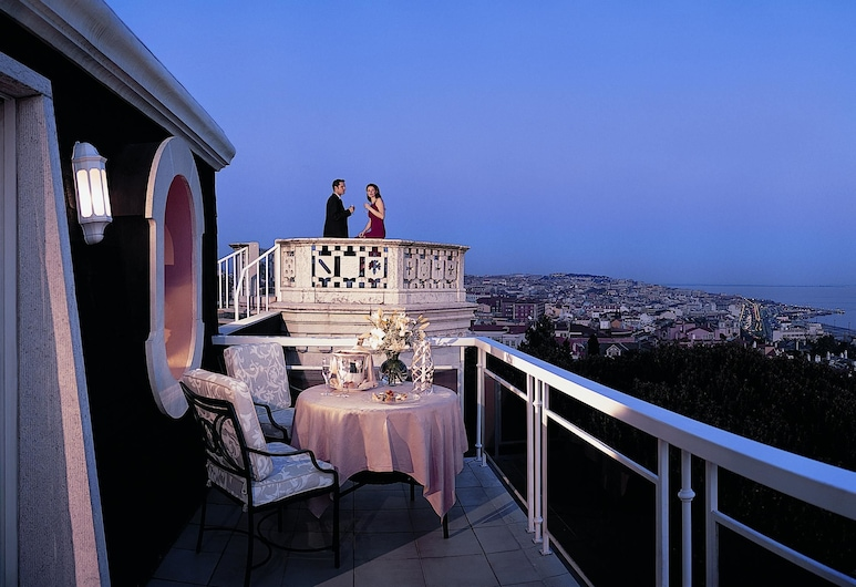 Olissippo Lapa Palace – The Leading Hotels of the World , Lisboa, Gjesterom