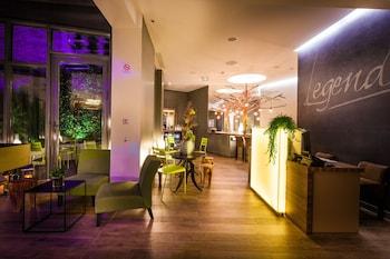 Naktsmītnes Hotel Legend Saint Germain by Elegancia attēls vietā Parīze
