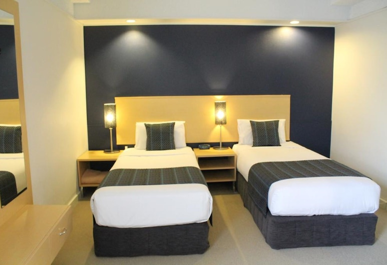 Willis Wellington Hotel, Wellington, Standard-Zweibettzimmer, Zimmer