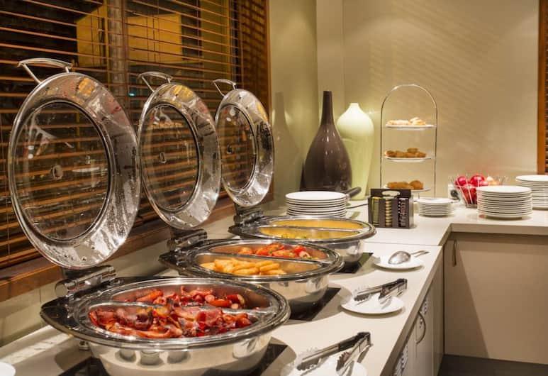 Willis Wellington Hotel, Веллингтон, Завтрак