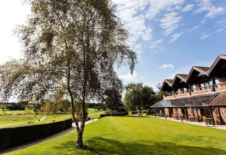 Barnham Broom Hotel, Golf & Spa, Norwich, Ulkoalueet