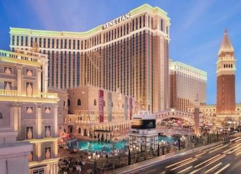 Slika: The Venetian Resort Las Vegas ‒ Las Vegas