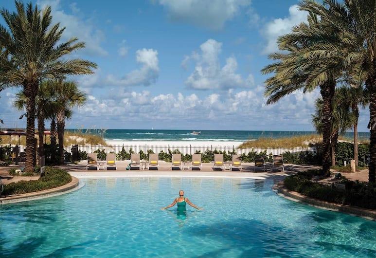 Sandpearl Resort, Clearwater Beach, Pool