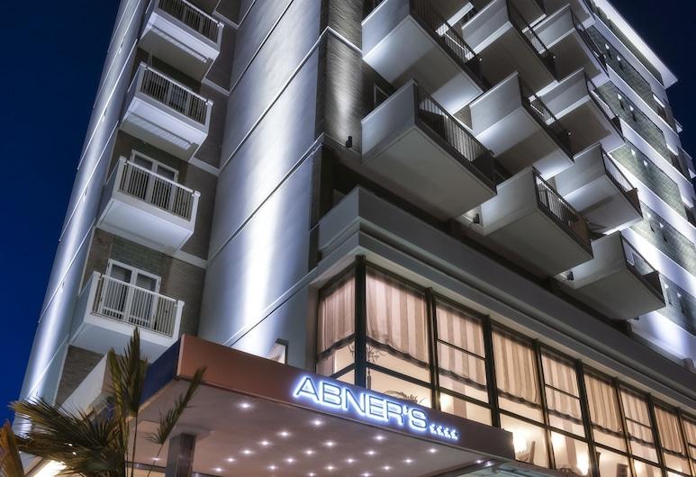 Hotel Abner's, Riccione, Hotel Entrance
