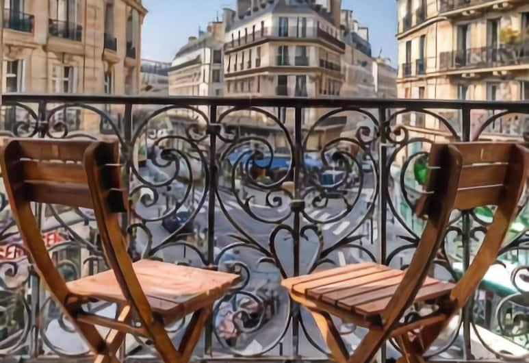 Hotel Plaza Opera, Parijs, Superior tweepersoonskamer, Kamer