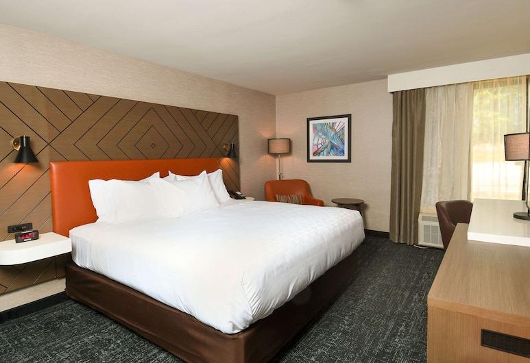 Clarion Inn, נשואה, חדר, מיטת קינג וספה נפתחת, ללא עישון (Upgrade), חדר אורחים