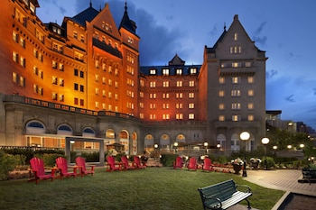 Gambar Fairmont Hotel Macdonald di Edmonton