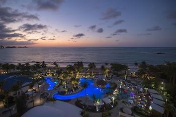 Karolayna bölgesindeki Fairmont El San Juan hotel resmi