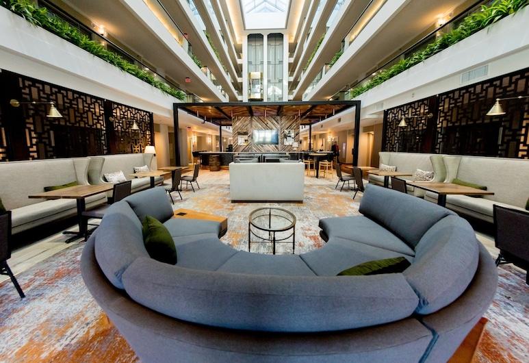 Embassy Suites by Hilton Lexington Green, Лексінґтон, Інтер'єр готелю