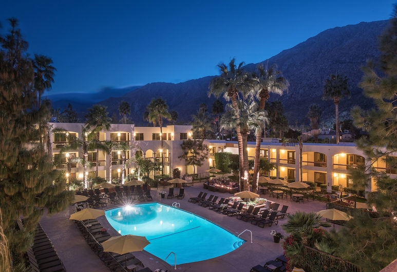 Palm Mountain Resort and Spa, Palm Springs, Outdoor Pool