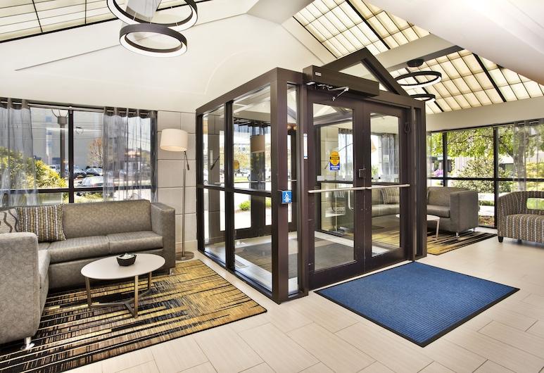 Holiday Inn Express Boston - Waltham, Waltham, Vstupní hala