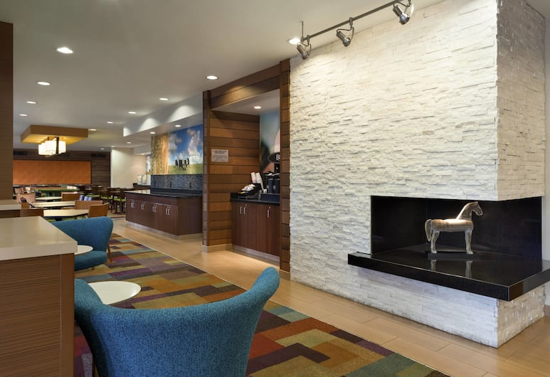 Fairfield Inn & Suites by Marriott Branson, Branson, Lobby