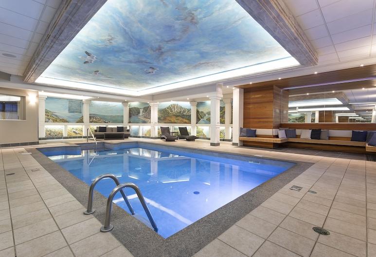 Best Western Plus City Centre/Centre-Ville, Quebec, Indoor Pool
