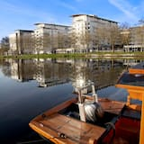 Superior Double Room, 1 Double Bed, View (Canal Saint Félix) - Water view