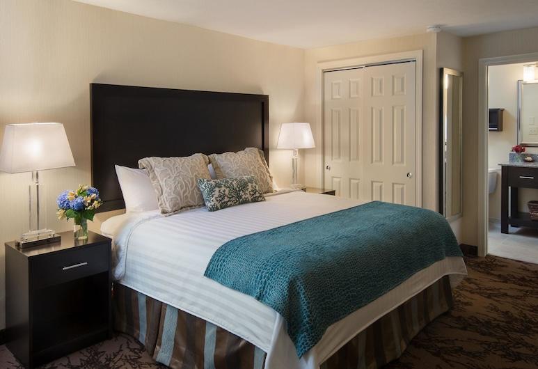 Port Inn & Suites Kennebunk, Ascend Hotel Collection, Kennebunk, Quarto Standard, 1 cama king-size, Não-fumadores, Quarto