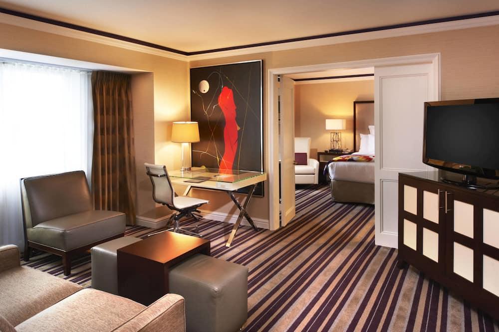 俱樂部客房, 1 張特大雙人床, 非吸煙房 - 客房