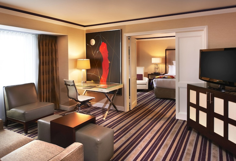 The Henry Hotel, Autograph Collection, Dearborn, Suite, 1 spavaća soba, za nepušače, Soba za goste