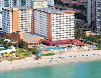 Picture of Ramada Plaza by Wyndham Marco Polo Beach Resort in Sunny Isles Beach