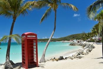 聖約翰安提瓜村海灘渡假村的圖片