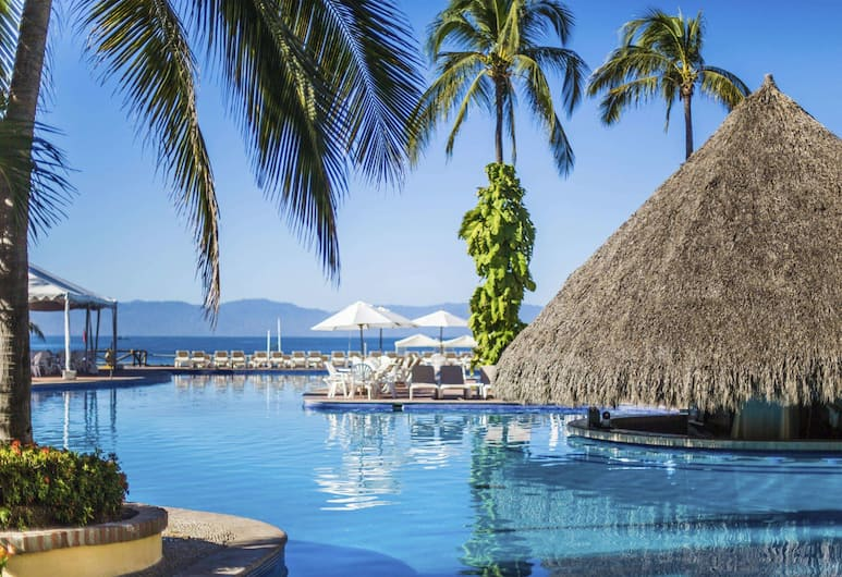 Velas Vallarta Suites Resort All Inclusive, Puerto Vallarta, Plaj