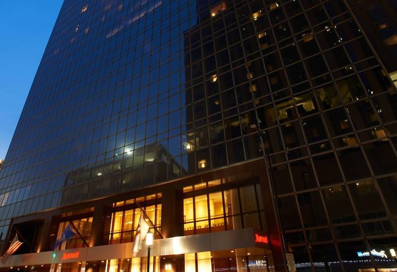 Minneapolis Marriott City Center, Minneapolis, Utvendig