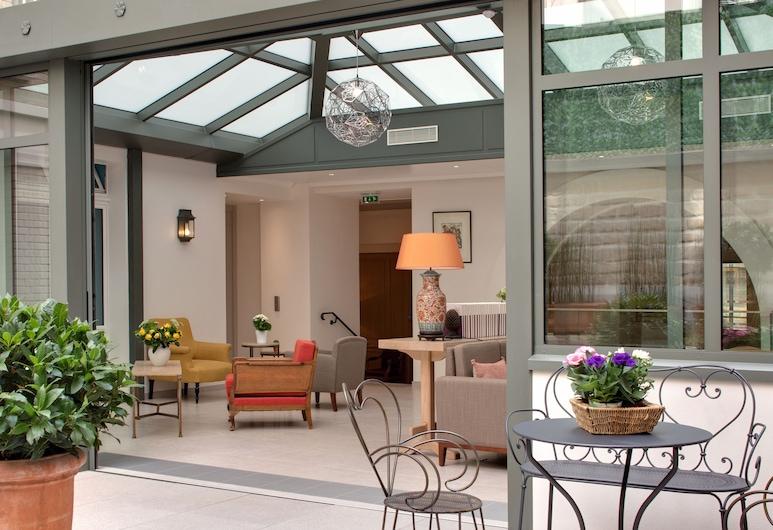 Hôtel Le Littré, Paris, Lobby