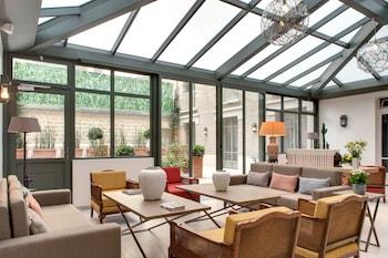 Bild vom Hotel Le Littre in Paris