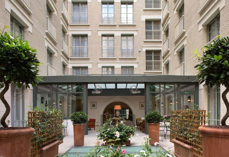 Hotel Le Littre, Paris, Veranda