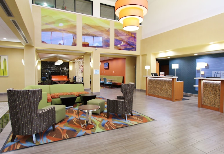 Holiday Inn Express Flagstaff, Флагстафф, Фойє