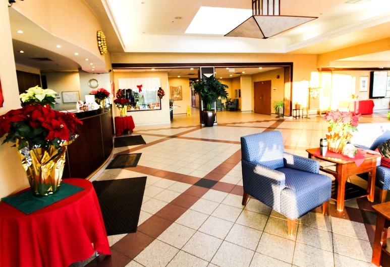 Hudson Valley Hotel and Conference Center by Fairbridge, Newburgh, Predvorje