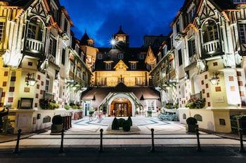 Slika: Hôtel Barrière Le Normandy Deauville ‒ Deauville