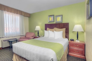 San Mateo bölgesindeki Los Prados Hotel resmi