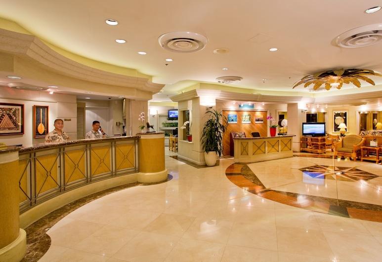 Ramada Plaza by Wyndham Waikiki, Honolulu, Interior Entrance