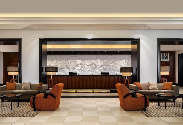 Sheraton Kampala Hotel, Kampala, Lobby