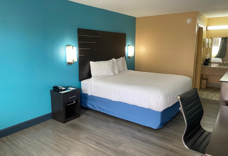 Days Inn by Wyndham Moss Point Pascagoula, Moss Point, Guest Room
