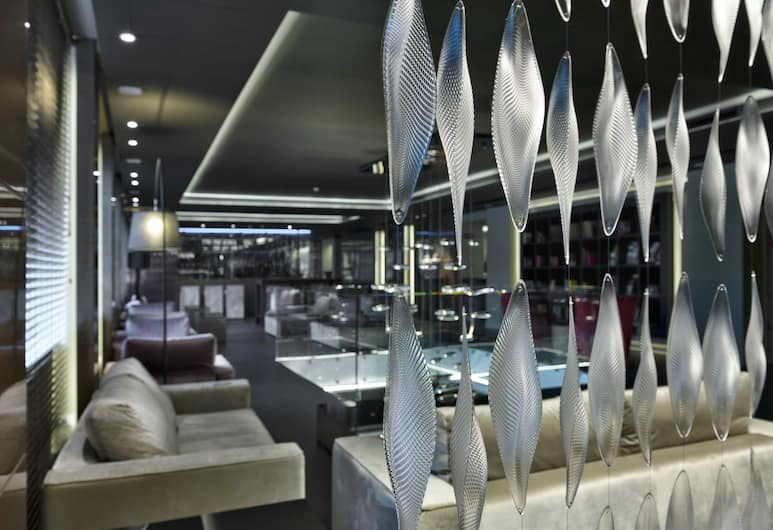 c-hotels Ambasciatori, Φλωρεντία, Lounge ξενοδοχείου