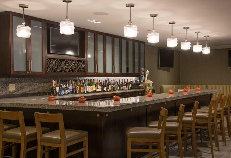 Hilton Garden Inn Reagan National Airport, Arlington, Bar del hotel