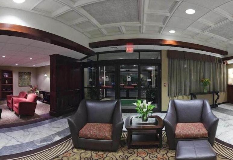 Holiday Inn Portsmouth, Portsmouth, Lobby Sitting Area