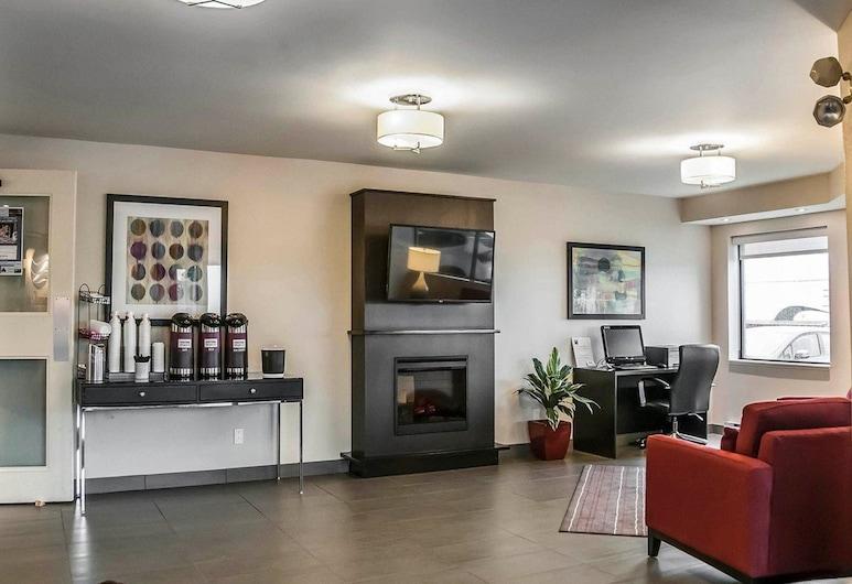 Comfort Inn Laval, Laval, Tiền sảnh