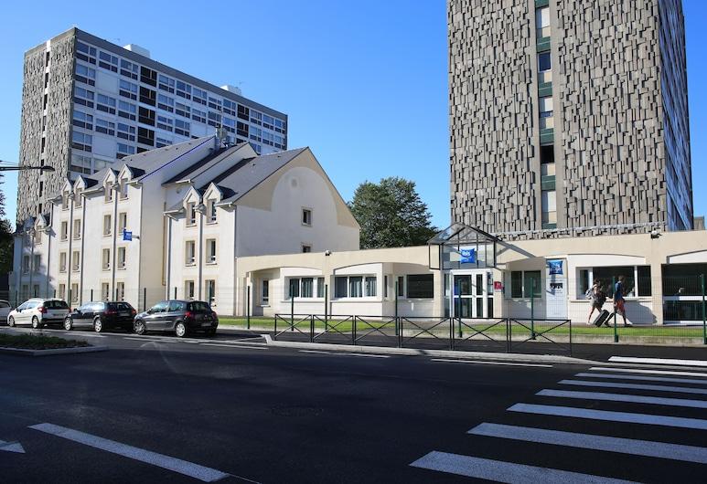ibis budget Boulogne-sur-Mer Centre les Ports, Μπουλόν-Σιρ-Μερ, Θέα από το ξενοδοχείο