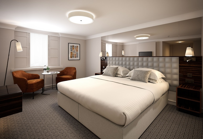 The Strand Palace Hotel, London, Superior Twin - Newly Refurbished, Guest Room