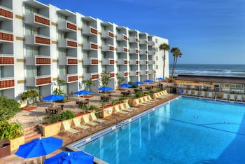 Choose This Beach Hotel in Daytona Beach Shores -  - Online Room Reservations