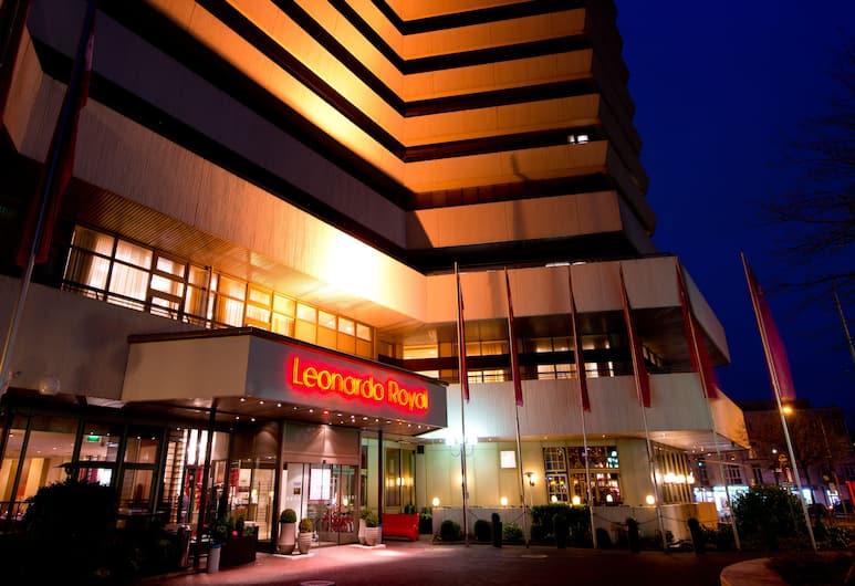 Leonardo Royal Hotel Frankfurt, Francoforte, Esterni