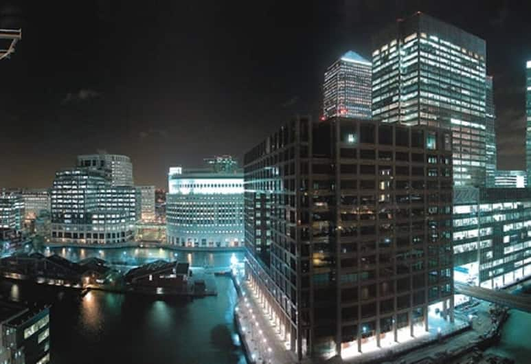 Britannia The International Hotel London, Canary Wharf, London, Vaade õhust