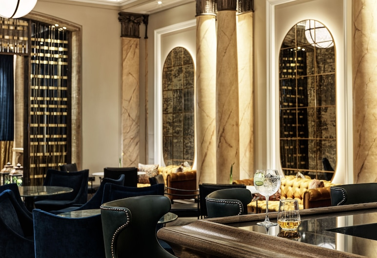 Sofia Hotel Balkan, a Luxury Collection Hotel, Sofia, Sofia, Bar dell'hotel