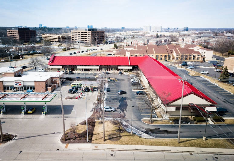 Red Roof Inn Chicago-O'Hare Airport/Arlington Heights, Arlington Heights, Exterior
